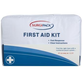 Surgipack<sup>®</sup> 123 Premium First Aid Kit Medium