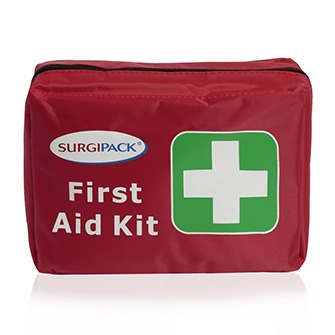 Surgipack<sup>®</sup> First Aid Kit Telfa Home or Office