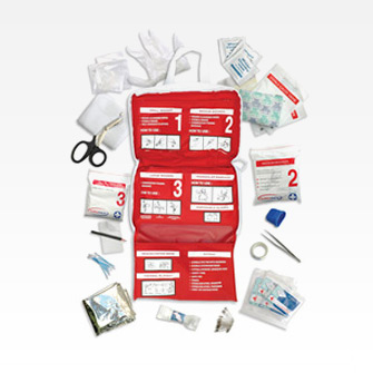 Surgipack<sup>®</sup> First Aid Kits